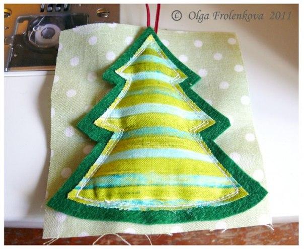 Homemade Christmas Craft Ideas : How to make homemade christmas ornaments home decorating