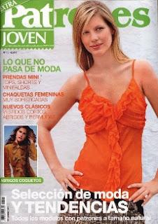 Patrones Extra №10 2011 Joven