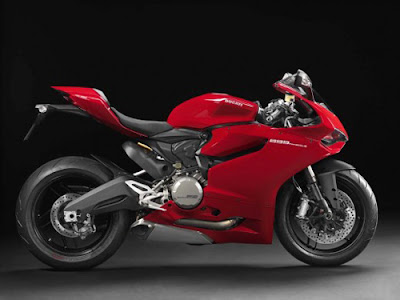 Nen biet ve Ducati 899 Panigale