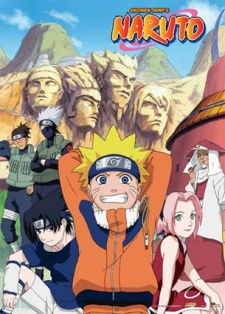 Lista de capitulos Naruto