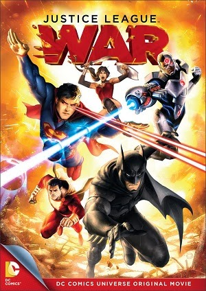 Download Justice League War (2014) 720p 525MB