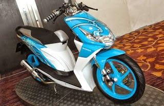 modification honda beat 5