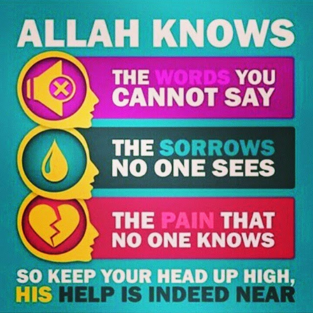 Wordless Wednesday Allah Knows