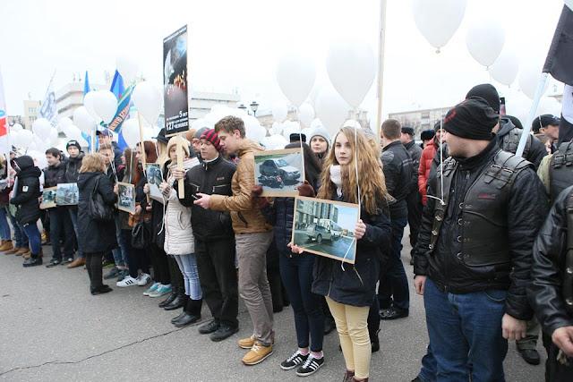 Во всем мире в третье воскресенье ноября или накануне проходят акции, посвящённые памяти жертв ДТП.