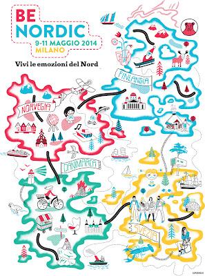 Be Nordic 2014: la Scandinavia a Milano!