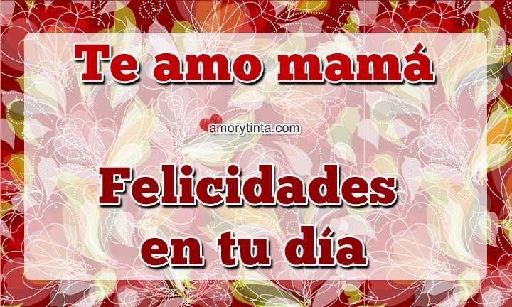 Happy mothers day in spanish