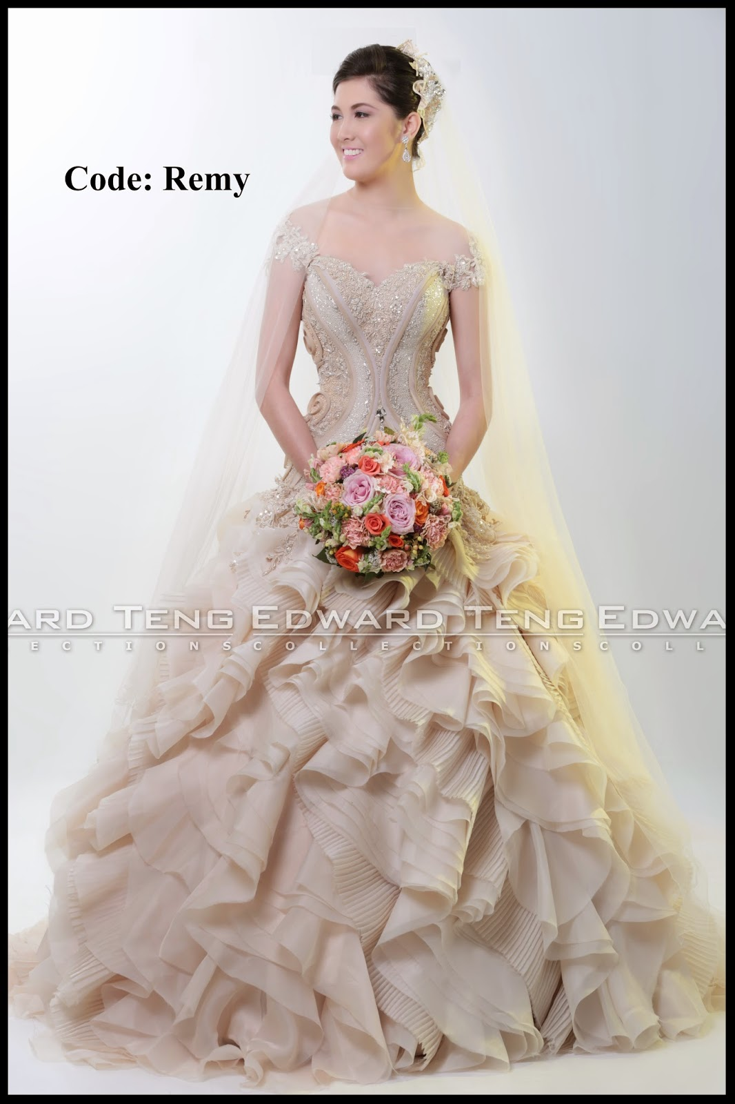 Edward Teng - Philippine Bridal Gowns