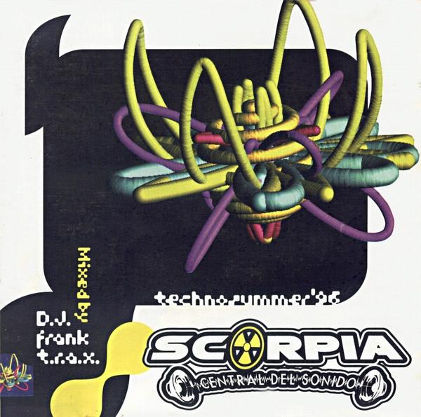 Various Scorpia Technosummer '96