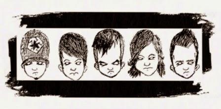 'Dark Clown'  Independence Band - Sarawak Bands