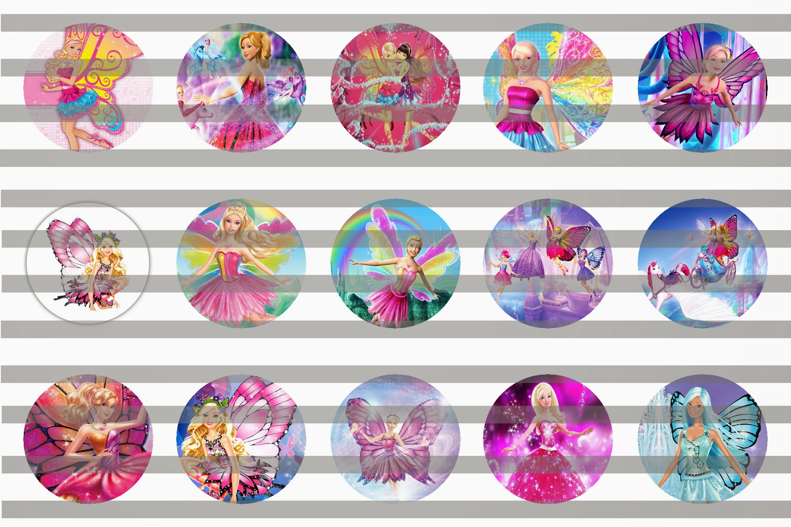 Unique bottle cap designs barbie fairies bottle cap image for Cool bottle cap designs