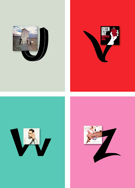 Vynils Alphabet 6