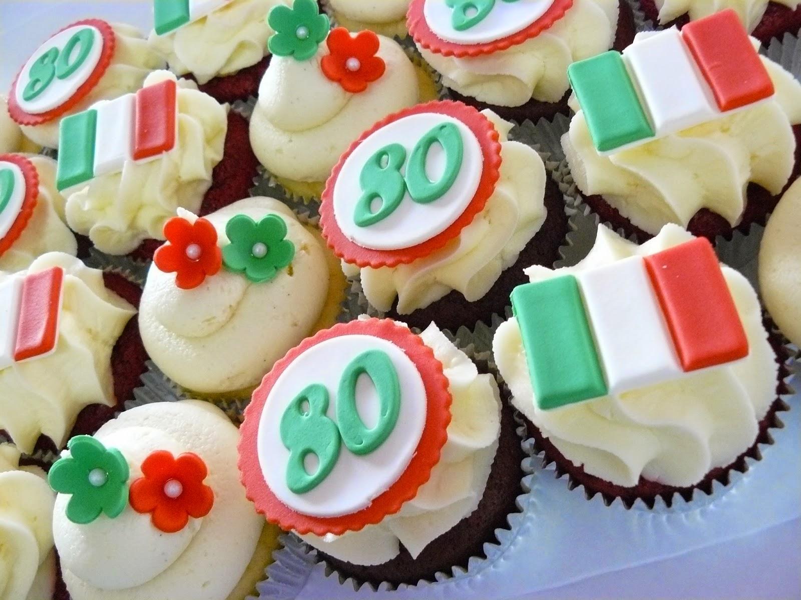 Italian Cupcakes