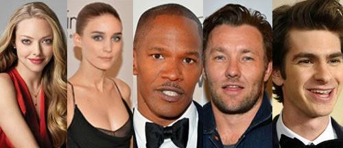 casting-news-amanda-seyfried-rooney-mara-jamie-foxx-joel-edgerton-andrew-garfield