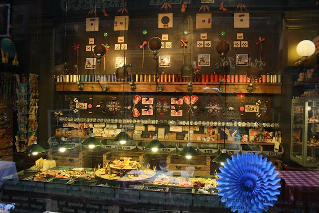 Passe des panoramas - Paris - Boutique Tombé du Camion