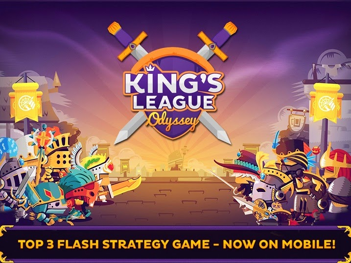 King's League Odyssey MOD APK unlocked
