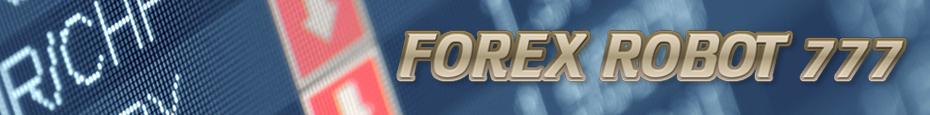 FOREX ROBOT 777