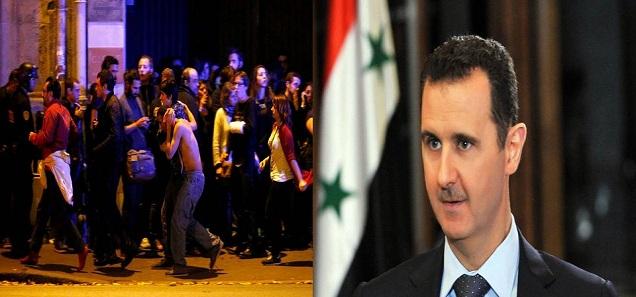 كلام لا يصدق من بشار الأسد ساعات قليلة بعد هجمات باريس الدموية