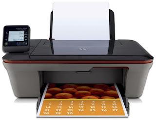 HP Urządzenie 3w1 DJ 3054 z Biedronki