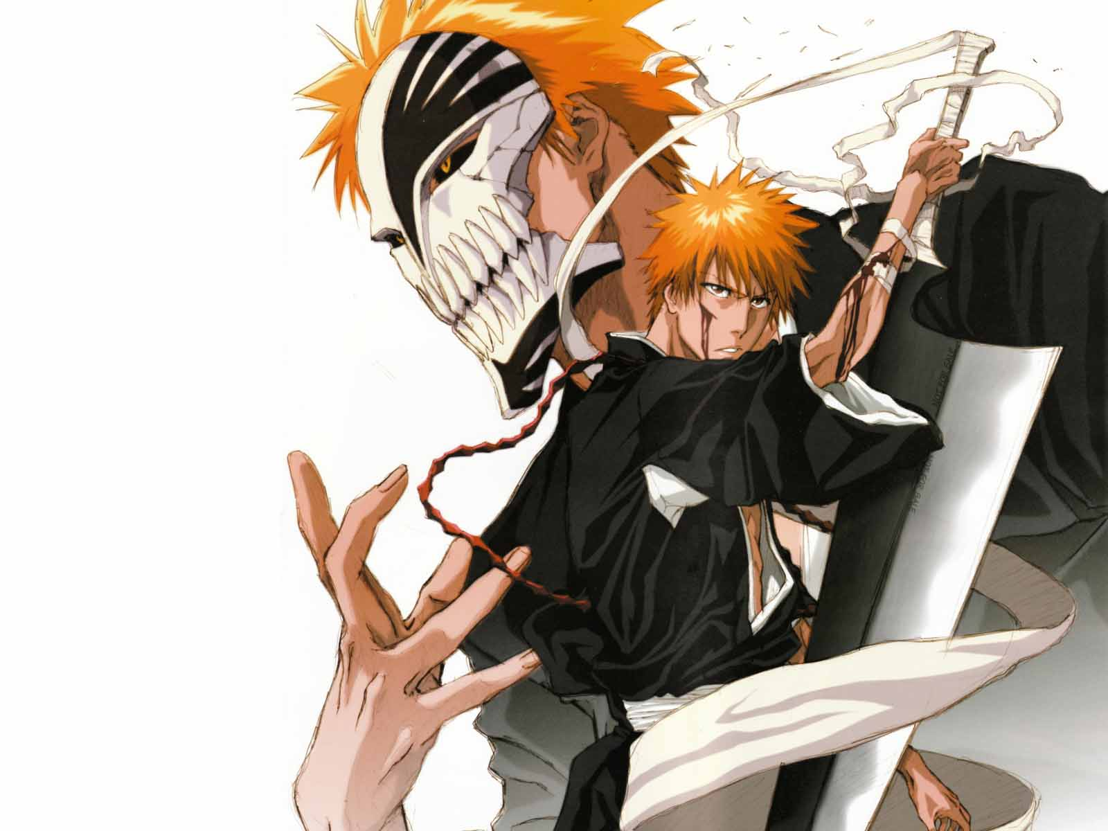 All New Wallpaper  Gambar Wallpaper Anime Bleach