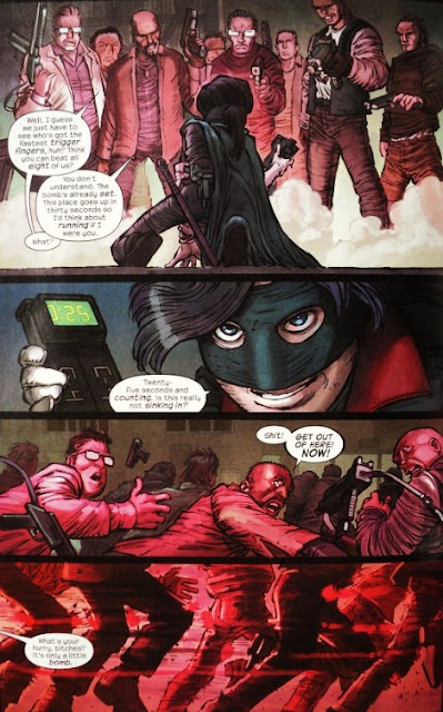 Hit-Girl # 4 - Mark Millar