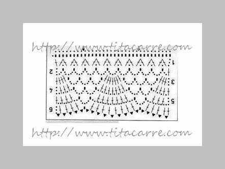 Cropped Onix em crochet