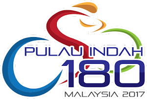 Pulau Indah 180Km Ride For Glory 2017 - 15 January 2017