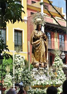 Corpus Christi Sevilla - Inmaculada Concepción