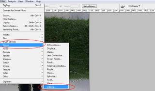 Click+on+Filter+Distort+Zigzag