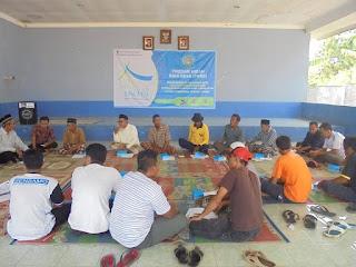 Mahasiswa Unisnu berbagi ilmu dg petani di desa sowan kidul