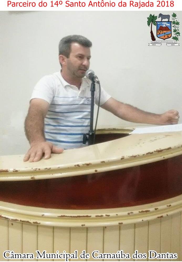 VEREADOR DUÉ: Carnaúba dos Dantas