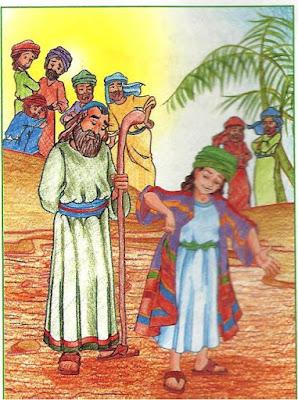 José e a túnica