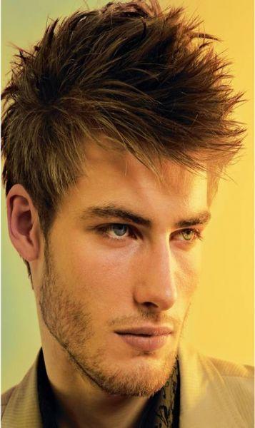el mundo del peinado cortes pelo corto para hombres 2013 On peinado mohicano
