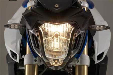 Lampu depan F800R