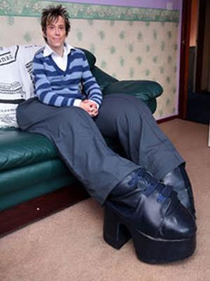 piernas desproporcionada enfermedad