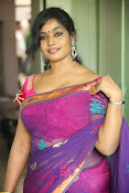 Jayavani hot photos in saree-thumbnail-7
