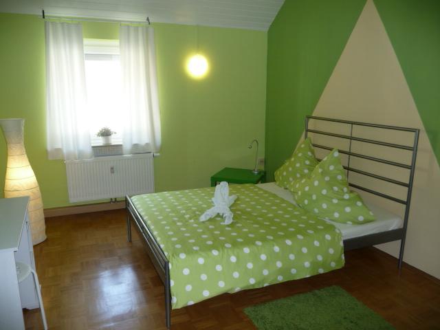 XXL-Apartment 5 - Schlafzimmer 1
