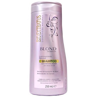 shampoo desamarelador bioextratus