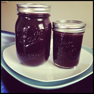 Recipe: Old fashioned plum-apple butter