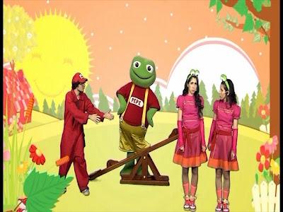 El sapo pepe los amigos del jardin vol 2 dvdr latino for Amigos del jardin