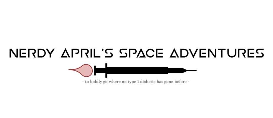 Nerdy April's Space Adventures