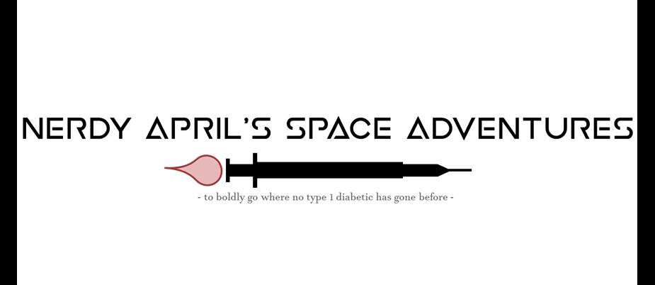 Nerdy April's Space Adventures