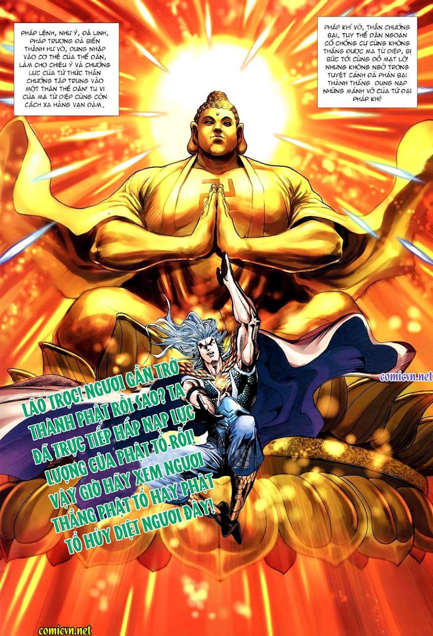 Thiên Tử Truyền Kỳ 4 - Đại Đường Uy Long chap 101 - Trang 2
