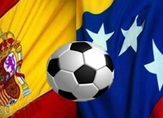 Convocados España Vs Venezuela - Partido Amistoso