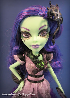 Amananita Nightshade Monster High