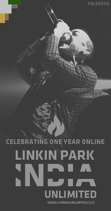 Linkin Park India Unlimited : LPIU's 1st Anniversary + CONTEST!