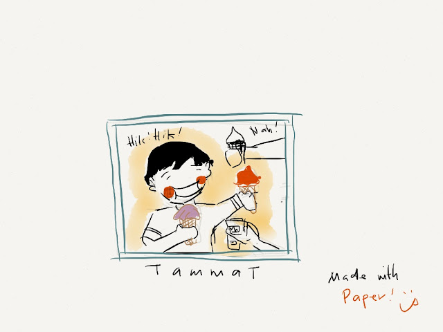 Ipad Paper cartoon6