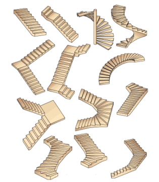 stairs forms