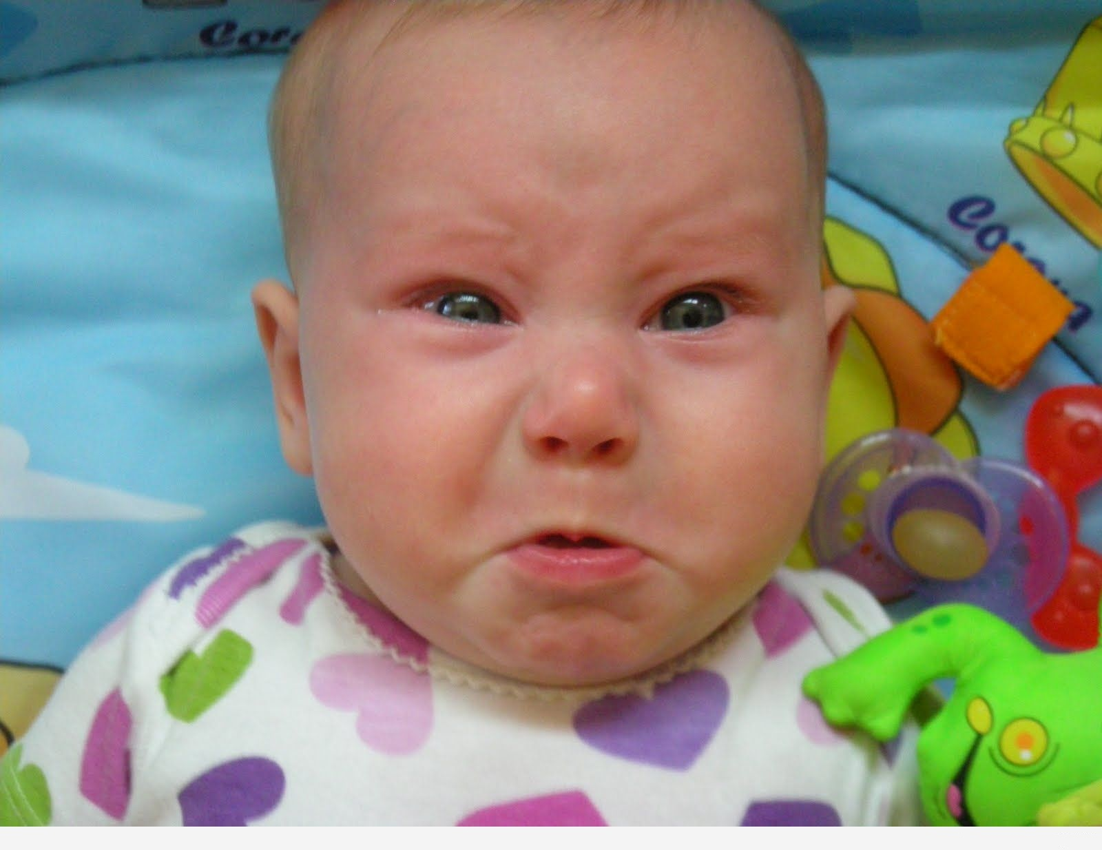 angry baby faces - photo #16