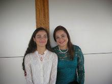 Eu e minha filha Lara Caroline
