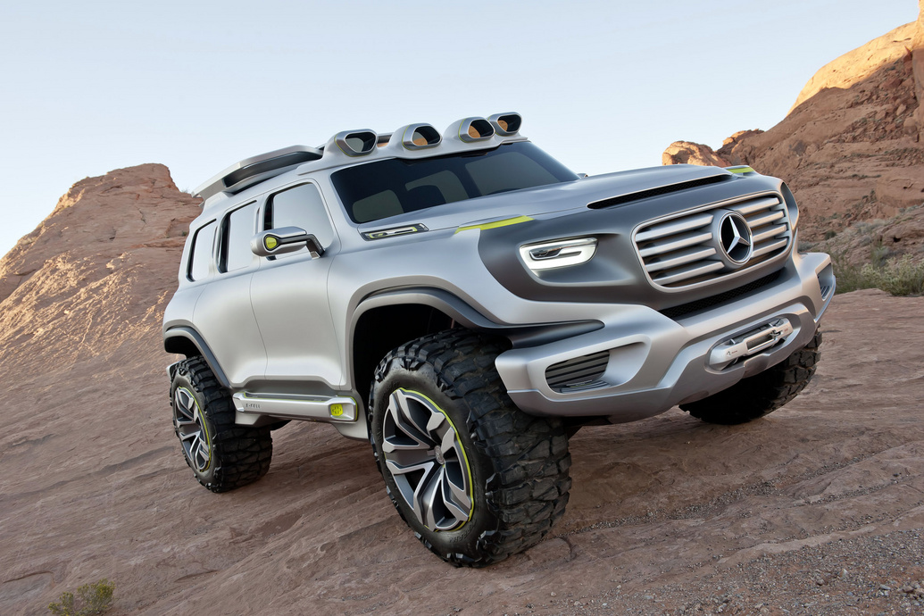 Chase gregory mercedes g wagon off road concept 2013 for Mercedes benz g wagon 2012